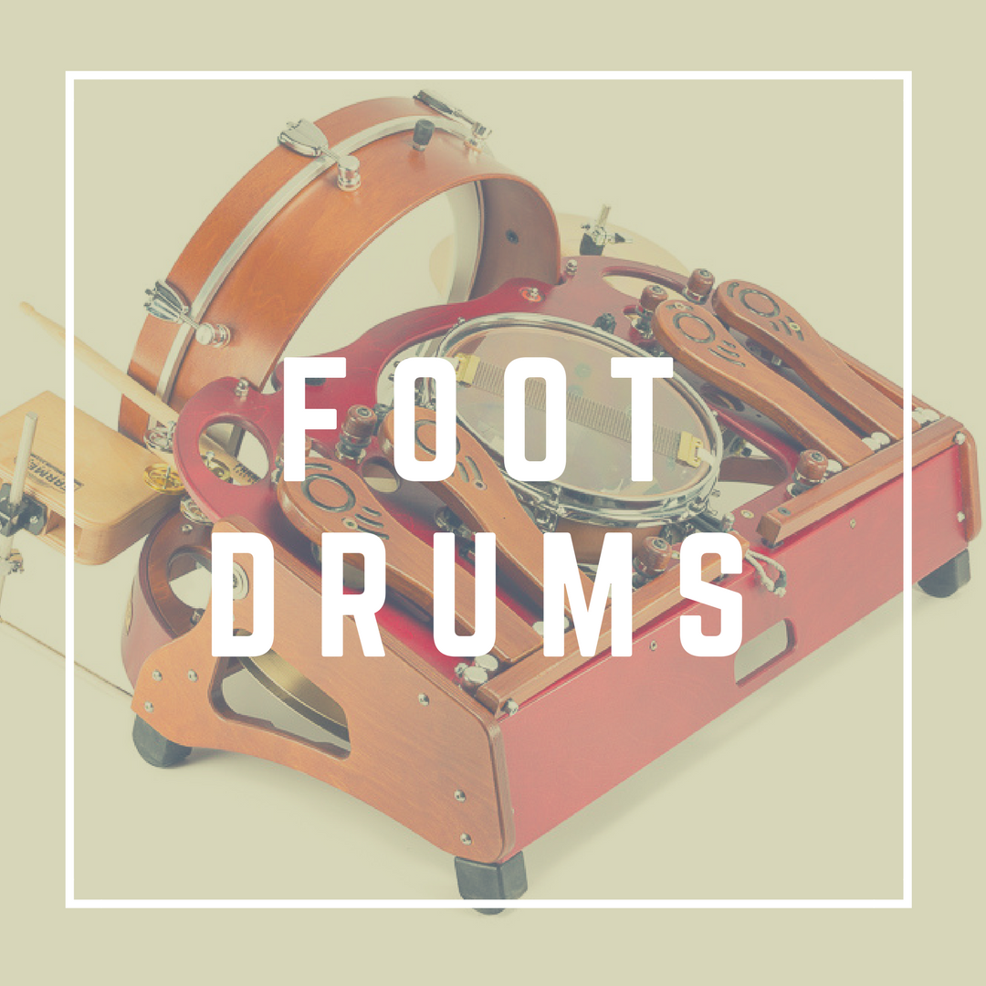 Foot Drums