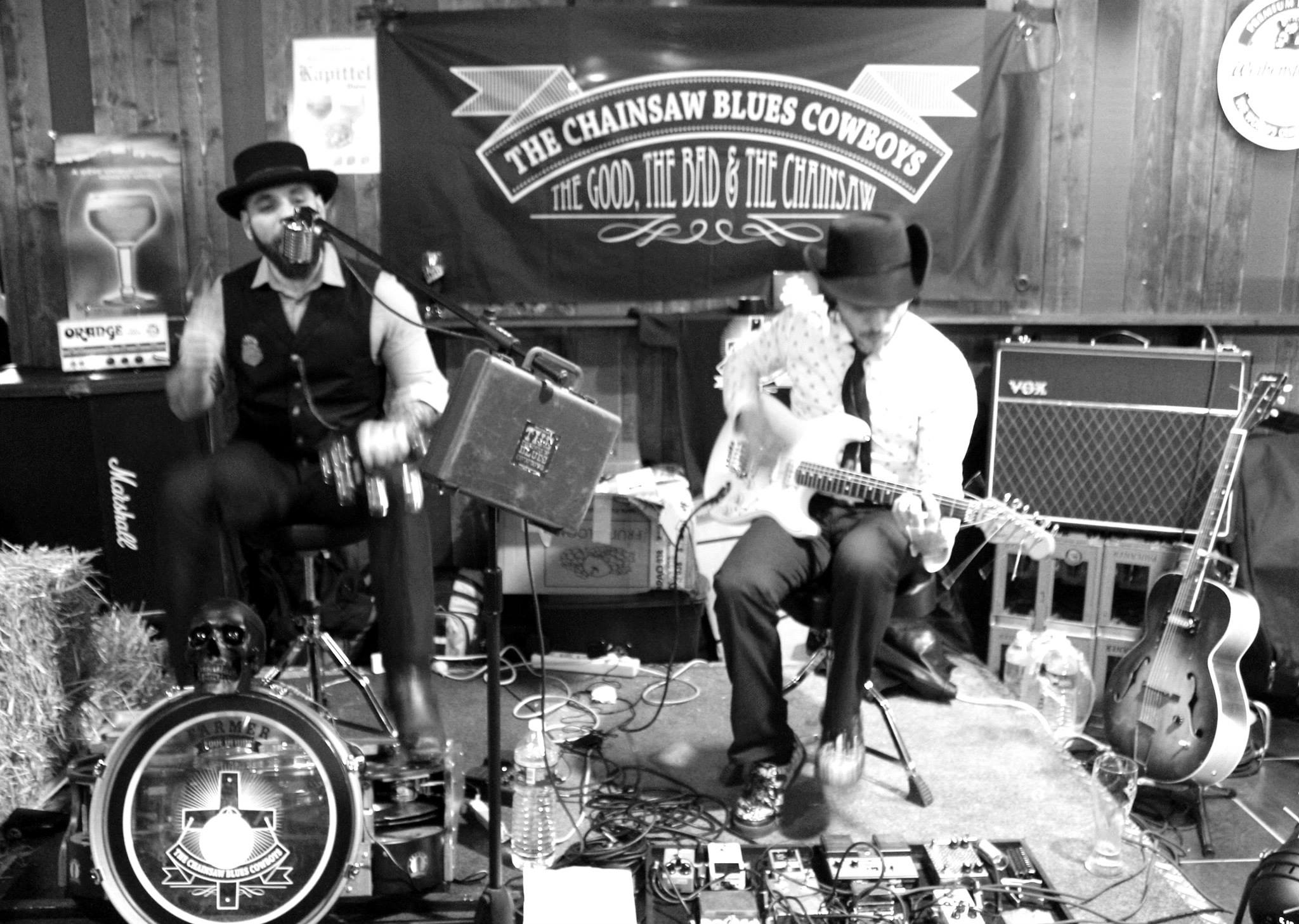 Chainsaw Blues Cowboys