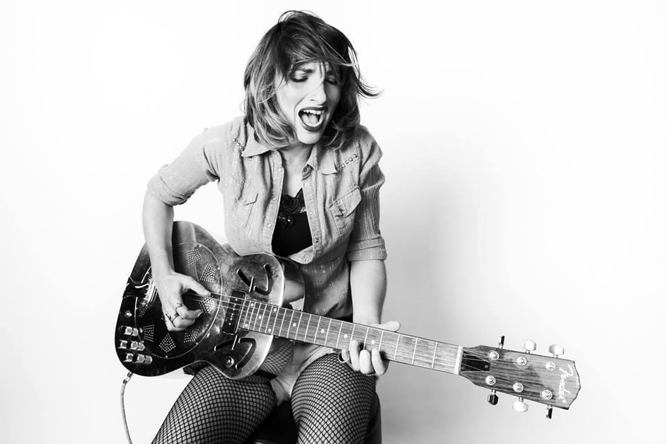 Molly Gene One Whoaman Band