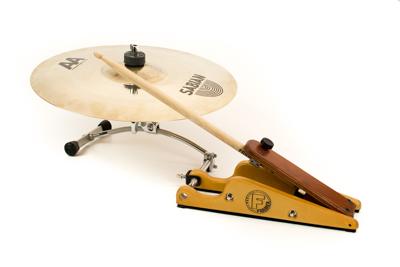 DB cymbal mount hardware
